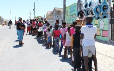Local Township Heroes are Fending off Hunger for Thousands
