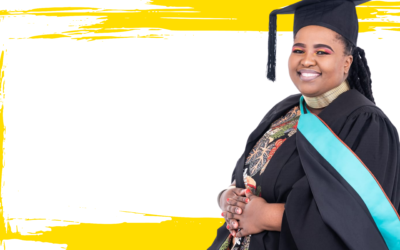 Ikamva Staff Learning & Growing: Congratulations, Andiswa!